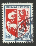 Stamps France -  Auch