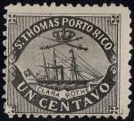 Stamps Europe - Denmark -  St Thomas Porto Rico
