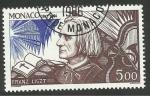 Stamps Monaco -  Franz Liszt
