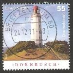 Sellos de Europa - Alemania -  2568 - Faro de Dornbusch