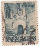 sellos de Europa - España -  2ª REPUBLICA
