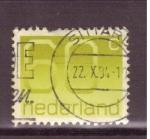 Sellos de Europa - Holanda -  correo postal