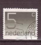 Stamps Netherlands -  Correo postal