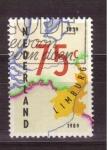 Sellos de Europa - Holanda -  150 aniversario