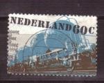 Sellos de Europa - Holanda -  serie transportes