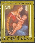 Stamps Africa - Guinea Bissau -  Rafaello 1483-1520
