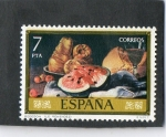 Stamps Spain -  2365- BODEGON ( L.E. MENENDEZ ).