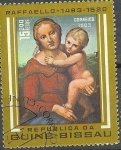 Sellos de Africa - Guinea Bissau -  Rafaello 1483-1520