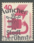 Stamps : Europe : Germany :   ALEMANIA_SCOTT 1079.01 ENCHUFE DEFECTUOSO. $0.2