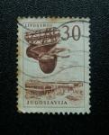 Stamps Yugoslavia -  Litostroj