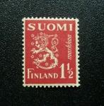 Sellos de Europa - Finlandia -  Armas de la Republica