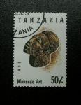 Stamps Africa - Tanzania -  Arte