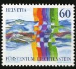 Sellos de Europa - Liechtenstein -  Pintura