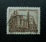 Stamps Poland -  Industria de Acero