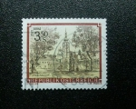 Stamps Austria -  Catedral