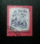 Stamps Austria -  Paisaje de Austria