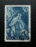 Sellos de Europa - Yugoslavia -  O.N.U