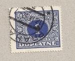 Sellos de Europa - Checoslovaquia -  Servicio