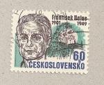 Sellos de Europa - Checoslovaquia -  Frantisek Holas