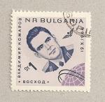 Sellos de Europa - Bulgaria -  Komarov