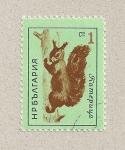 Stamps Bulgaria -  Zorro