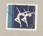 Sellos de Europa - Bulgaria -  Gimnastas