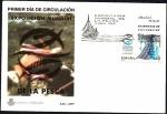 Stamps Spain -  Exposición mundial de la pesca Vigo - SPD