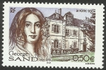 Stamps France -  George Sand