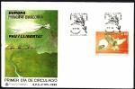 Stamps Andorra -  EUROPA 1995  Paz y libertad - SPD