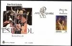 Sellos de Europa - España -  Arte Español - Salzillo  - SPD