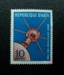 Stamps America - Haiti -  Año Geografico