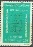 Sellos de Africa - Argelia -  Setif Guelma kherrata