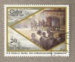 Stamps Cuba -  Min .Comunicaciones