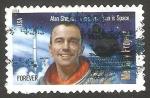 Sellos de America - Estados Unidos -  4361 - Alan Shepard, primer americano en el espacio