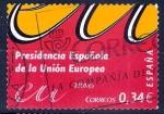 Stamps Spain -  Presidencia española de la Unión Europea. (1)