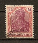 Stamps : Europe : Germany :  Weimar.