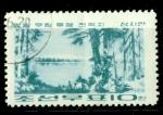 Sellos de Asia - Corea del norte -  Paisaje
