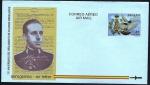 Stamps Spain -  Aerograma - Alfonso XIII  colombofilia militar - reglamento palomas mensajeras