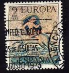 Sellos de Europa - España -  EUROPA  Cept
