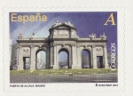Stamps Europe - Spain -  PUERTA DE ALCALA, MADRID