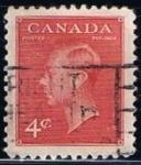Stamps Canada -  Scott  292 Rey George V