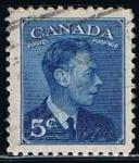 Sellos de America - Canadá -  Scott  293   Rey George V