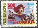 Sellos del Mundo : America : Ecuador : America