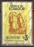 Sellos de America - Ecuador -  IV Exposicion Filatelica Nacional