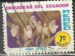 Sellos del Mundo : America : Ecuador : Orquideas del Ecuador