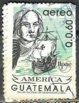 Stamps Guatemala -  America