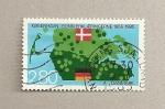 Stamps Denmark -  Declaración conjunta Danesa-Alemana