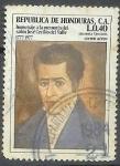 Stamps Honduras -  Homenaje al sabio Jose Cecilio del Valle