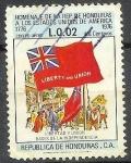 Sellos de America - Honduras -  Libertad y Union