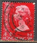 Stamps Hong Kong -